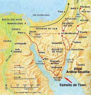 o rei de edom atrapalha a vida dos israelitas n250meros 20